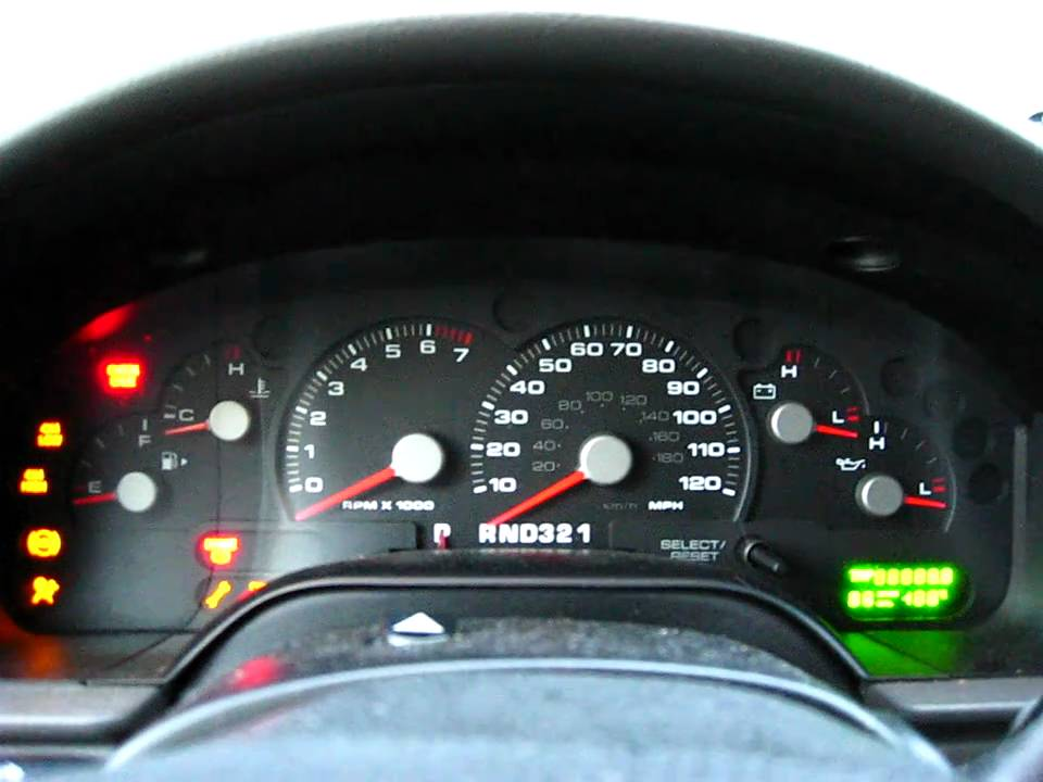 ford explorer gauges flickering electrical issues youtube