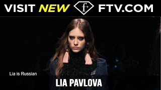 Video Models Fall/Winter 2017 - Lia Pavlova | FashionTV download MP3, 3GP, MP4, WEBM, AVI, FLV Juni 2018