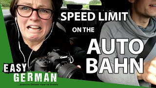 Do Germans Want a Speed Limit on the Autobahn? | Easy German 300
