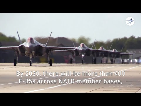 The F-35: Essential to Allied Airpower