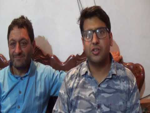 Exclusive interview with IAS 2018 69th Rank Abhishek Sharma & his family from Kishtwar