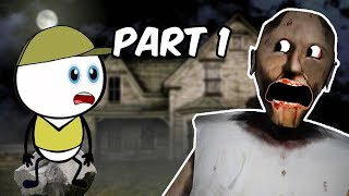 PATLU VS GRANNY  Part#01 | Horror game Animation Story In Hindi/Urdu