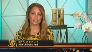 Nicole Ritchie talks about Golden Globe fashion
