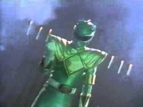 Go Green Ranger Go! (Evil Rita Version)