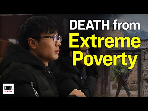 Live Streamer in Impoverished Chinese County Died from Starvation | Epoch News | China Insider