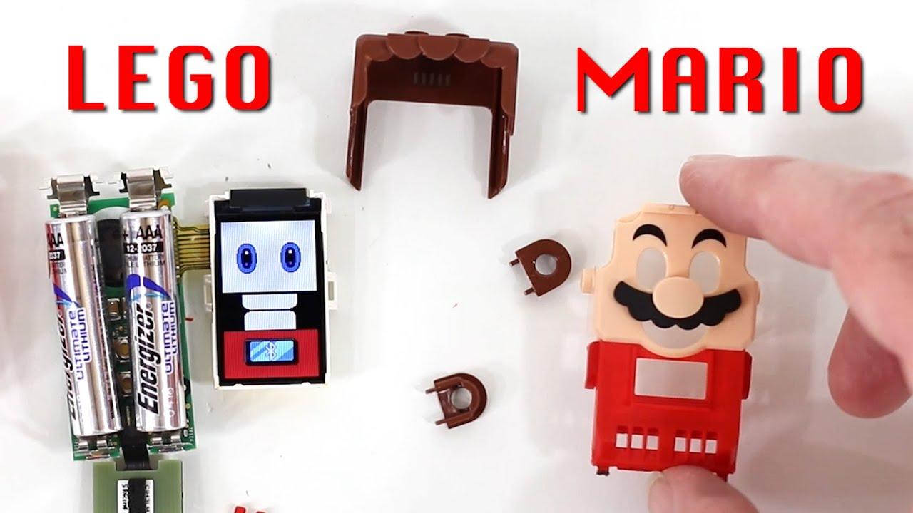 What's Inside LEGO Mario?