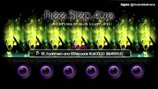 Top 10 Músicas de Free Step 2011 Setembro