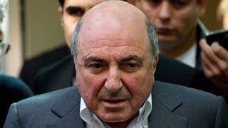 Boris Berezovsky found dead
