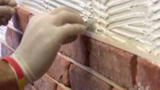 Diy Brick Wall Diy Network Youtube