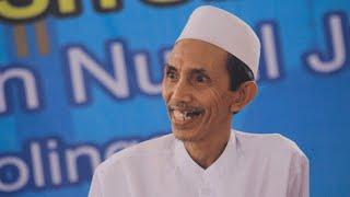 Akhlak tasawwuf | KH. Moh. Zuhri Zaini, BA. Pengasuh Pondok Pesantren Nurul Jadid Paiton Probolinggo