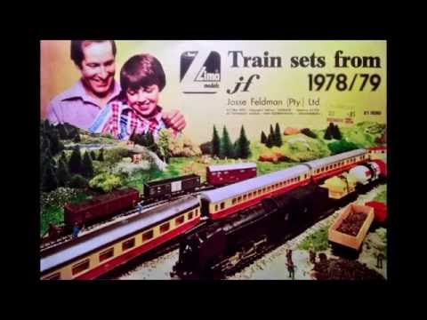 Lima Train Sets Catalogue 1978/79 South Africa