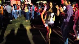 Feria De Cali 2013 Mujer Divina Bailando Salsa Divinamente