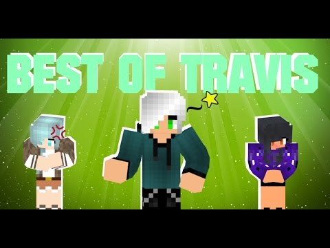 Aphmau Moments - Best of Travis!