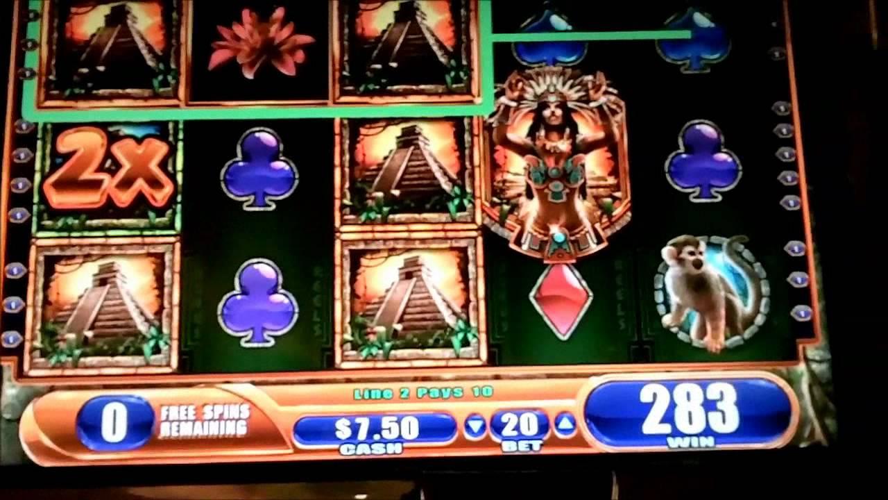 Jungle Wild 3 Slot Machine