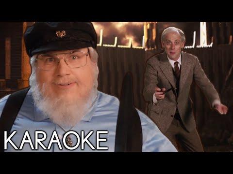 [Karaoke] J. R. R. Tolkien vs George R. R. Martin. ERB Season 5.