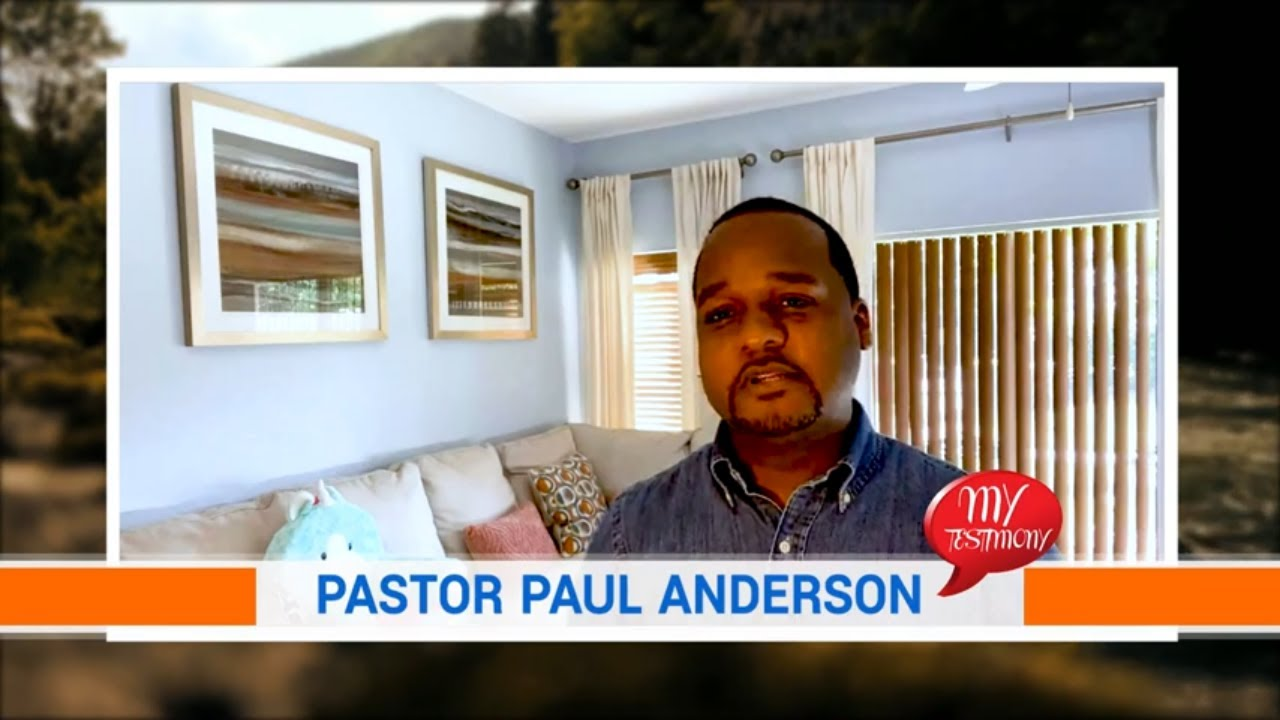 My Testimony Season 2 Episode 15: Paul Anderson