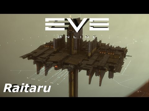 EVE Online - the Raitaru engineering complex