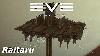 EVE Online - the Raitaru engineering complex