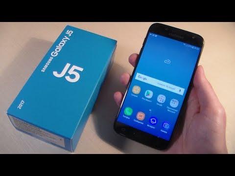 Обзор Samsung Galaxy J5 2017 (J530F)