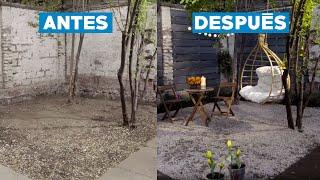 Gambar cover Cómo renovar tu patio
