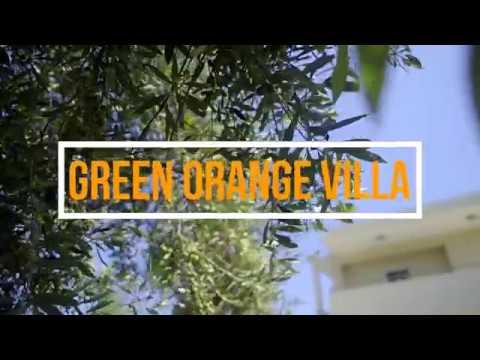 The Green Orange Villa's Organic Farm