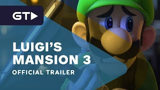 Luigi's Mansion 3 - Hotel Getaway Official Trailer