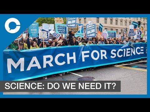 Dr. Scott Sampson: The World Needs Science!