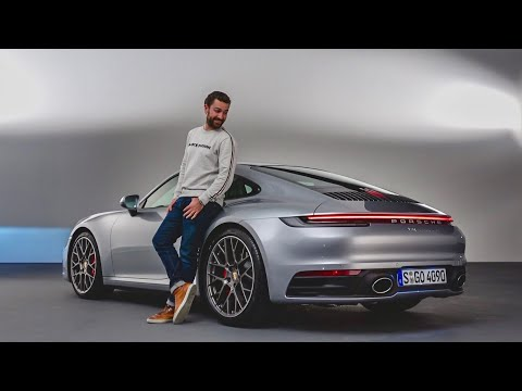 Here S The New 2019 Porsche 911 Carrera 992 First Look