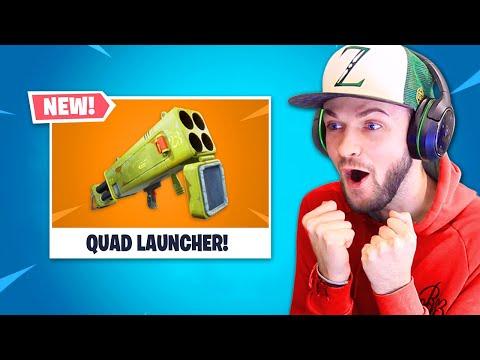 *NEW* LEAKED guns in Fortnite...