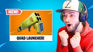 *NEW* LEAKED guns in Fortnite...