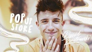 Dawid Kwiatkowski - Pop Up Store [relacja]
