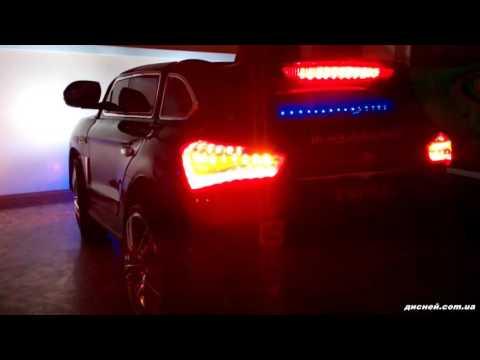 Детский электромобиль Джип M 3104 (MP4) EBLRS-3 Maserati, автопокраска - дисней.com.ua