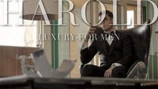 HAROLD Luxury for Men