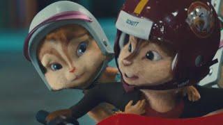 Chipmunks and Chipettes - Bad Romance