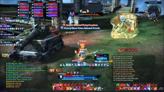 Tera Online-LvL 65 Warrior PVP CS Yolo QUE