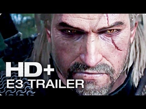 THE WITCHER 3: Wild Hunt E3 Trailer | E3 2014 [HD+]