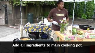 Tfm Cooking Demo - Cumin Lentil Barley Stew