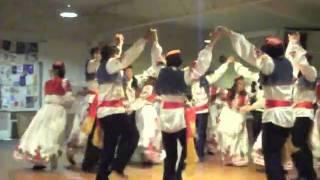 KOLO dancing in Kaitaia