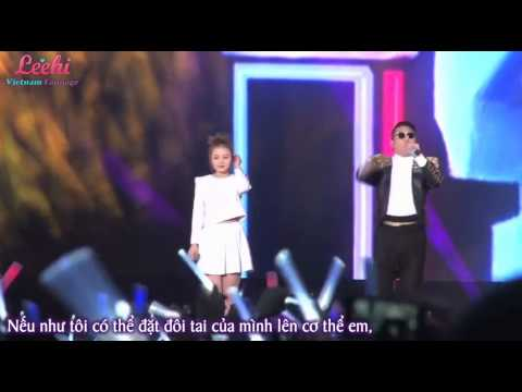 [SkyHi][Vietsub] LEE HI, PSY - What would have been? [Happening concert]
