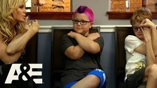 Donnie Loves Jenny: Evan's Eye Exam (Season 2, Episode 3)   A&E