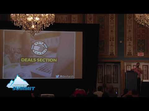 How to Growth Hack the Affiliate Earnings of Your Blog from Affiliate Summit West 2017