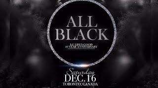 LG All Black Affair Dec 16,2017....Evrfresh Family..