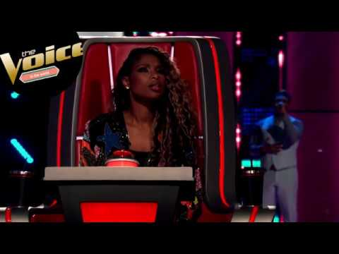 "(Kirk Jay ) ""Bless The Broken Road"" / The Voice 2018 Blind Auditions"