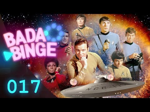 Das Star Trek Special   Bada Binge #17
