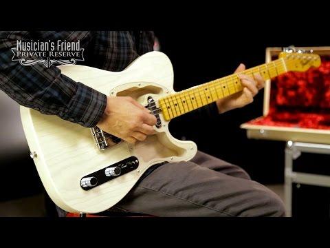 Fender Custom Shop Limited Edition Closet Classic 1967 Maple Telecaster Electric Guitar