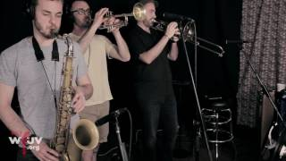 """The Hot Sardines - """"Here You Are Again"""" (Live at WFUV)"""