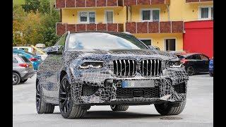 Абсолютно Новый BMW X6 G06 2019 года!  - YouTube