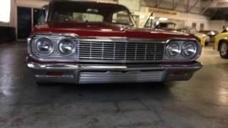 P10285 1964 Chevrolet Impala Super Sport 2 Door Hardtop