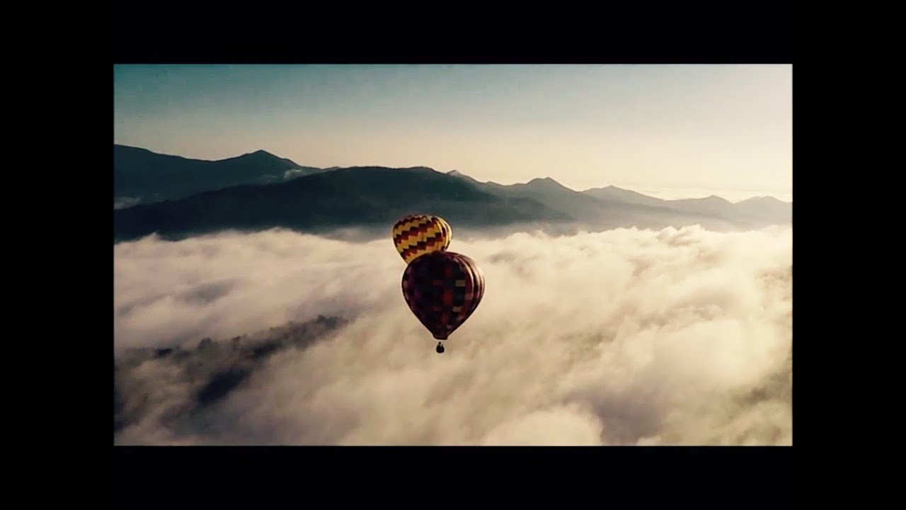Hot Air Ballooning Over Pisgah National Forest - Asheville NC ...