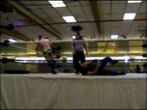 Pier 6 Wrestling Heavyweight Champion Sick Rik Matrix vs Troy Buchanan w